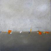 Expositions damien marx peintures paysages abstraits paysages paysages fl - Tableaux modernes tryptiques ...